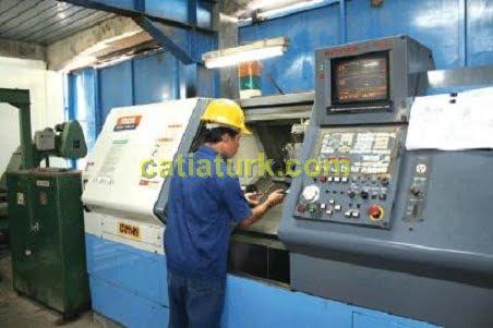 CNC Tezgahlarda İş Güvenliği